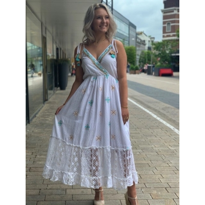 Long ibiza dress