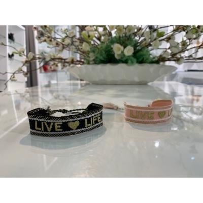 Inspired bracelets