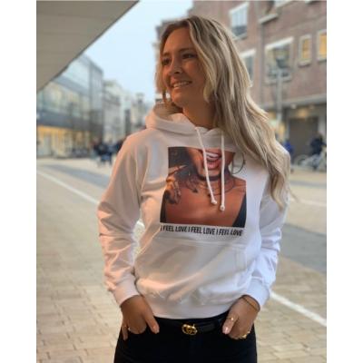 Fleek the label hoodie