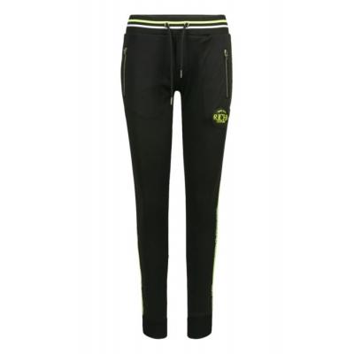 Rich jogging pants neon green.