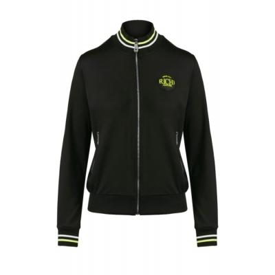Rich jacket neon green