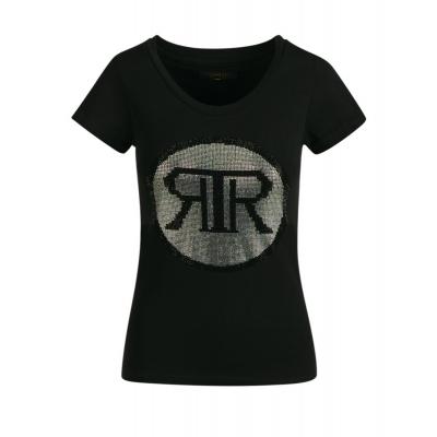 Rich t-shirt black