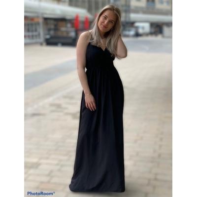 Lovely maxi dress black
