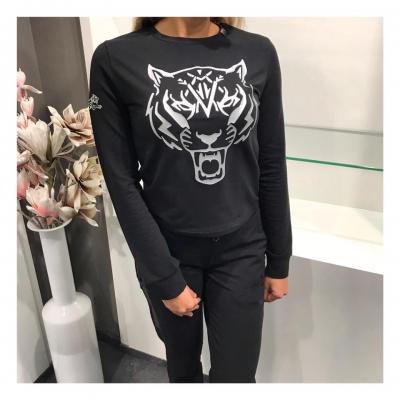 Plein sport longsleeve sweater black.