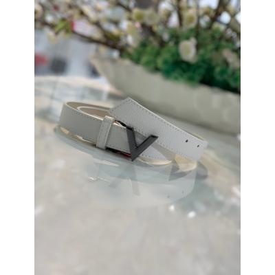 Valentino divina belt white.